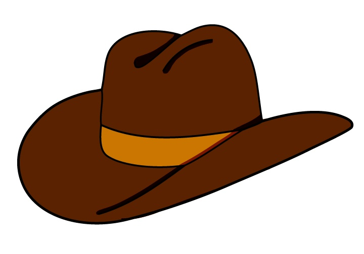 png black and white library Cowboy cliparts download clip. Free clipart western theme.