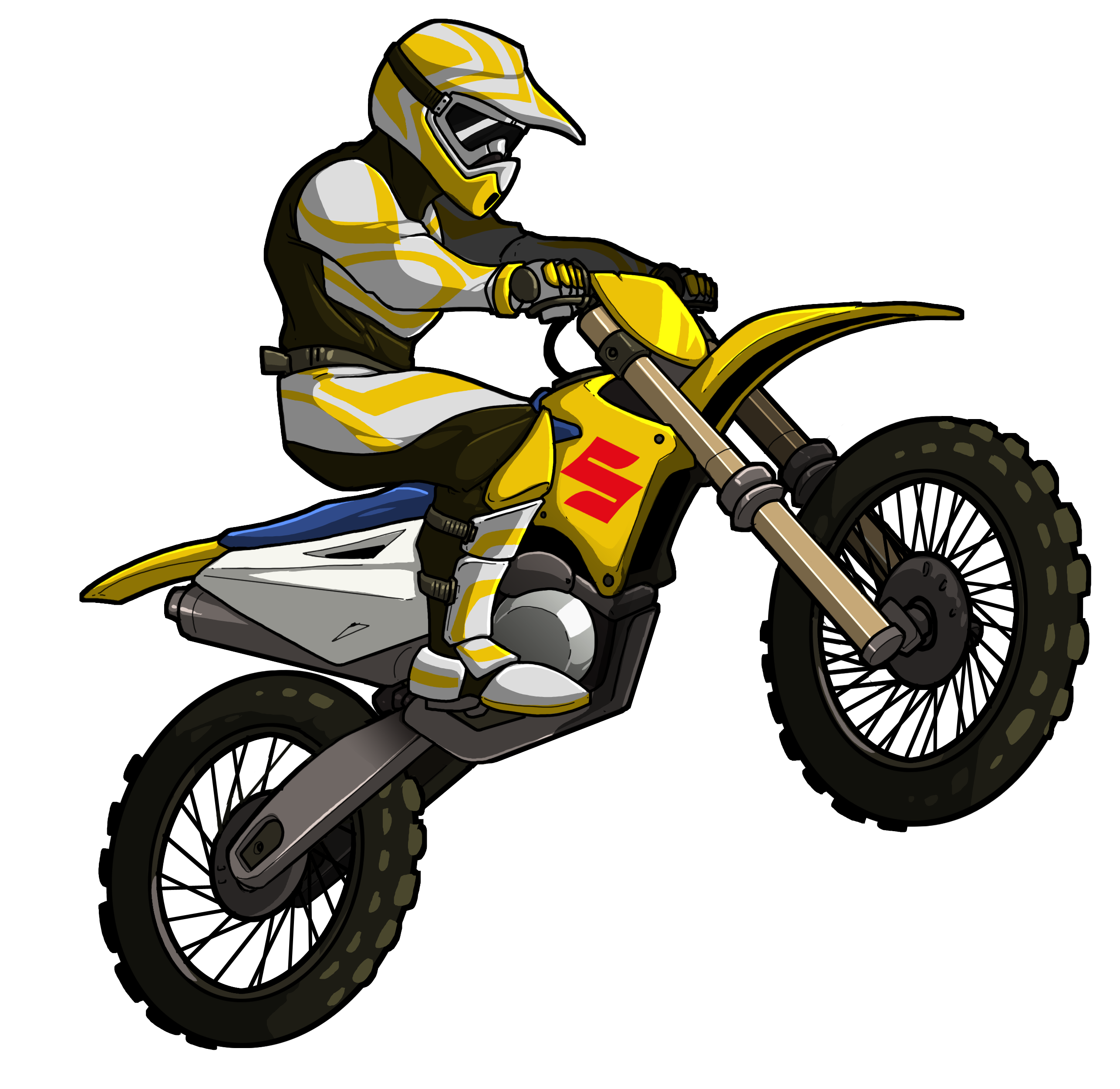 library Motocross PNG Images Transparent Free Download