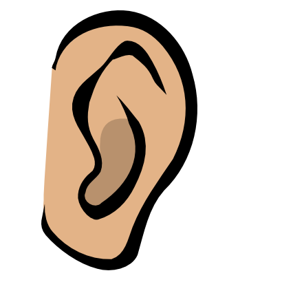 image stock Ear Clipart