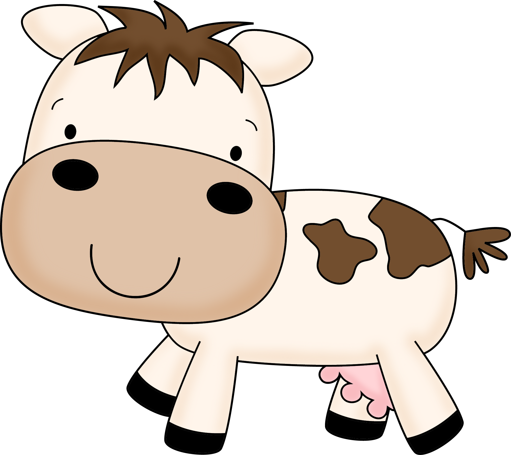 vector Farm Animals Clipart at GetDrawings