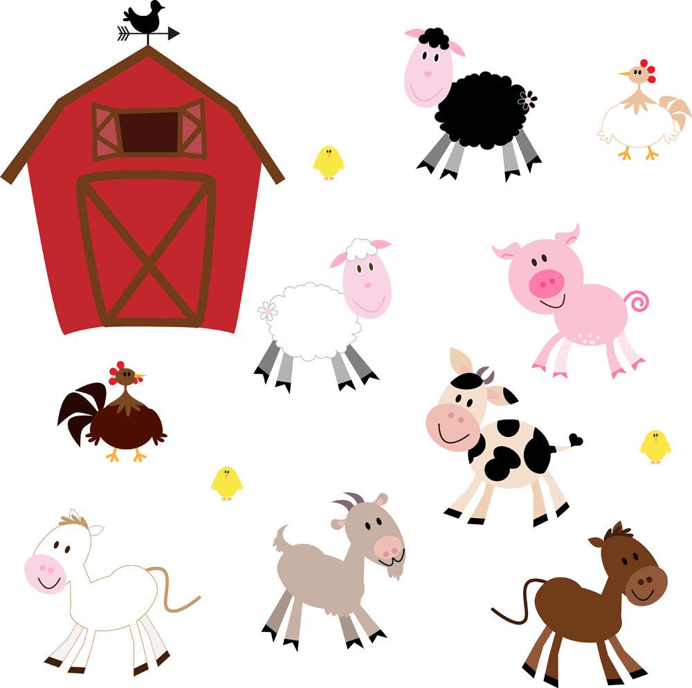 svg transparent stock Free farm animal clipart for teachers. Download clip art