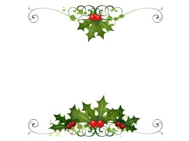 clipart library  clipartlook. Free holiday clipart borders.