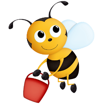 clip freeuse download free honey bee clipart #57988620