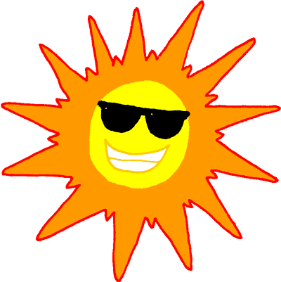 picture free download Transparent clipart. Sunshine sun background free