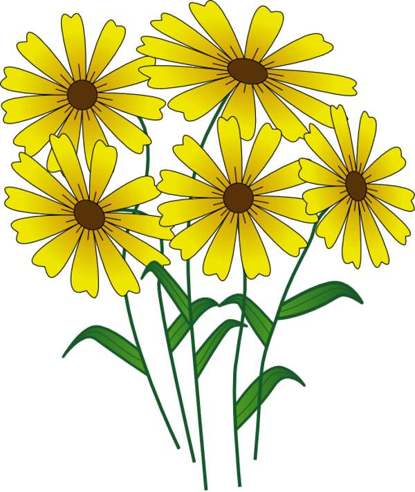 graphic library Free clipart flowers. Images download clip art