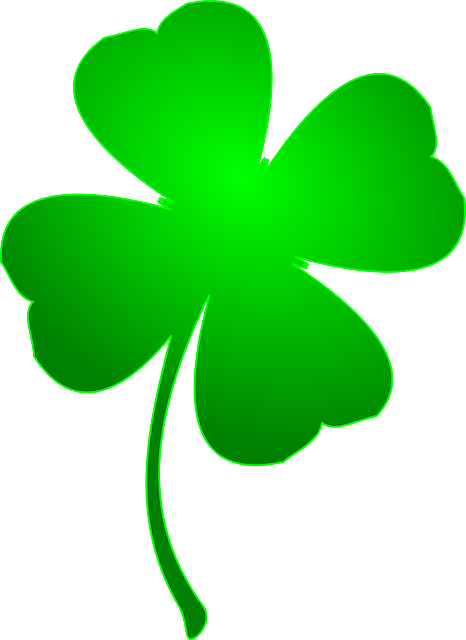 svg free download 4-h clipart four leaf clover #85921010