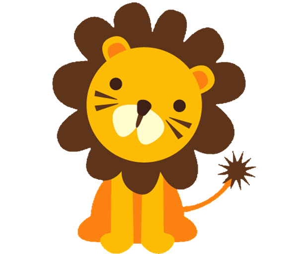 image royalty free library Free jungle animal clipart. Download best on x.