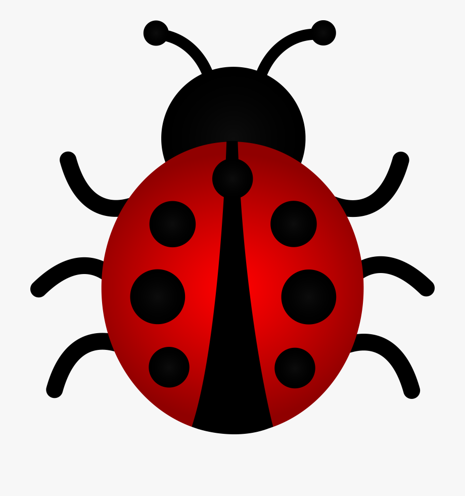 clipart black and white stock Free ladybug clipart. Ladybird cartoon transparent .