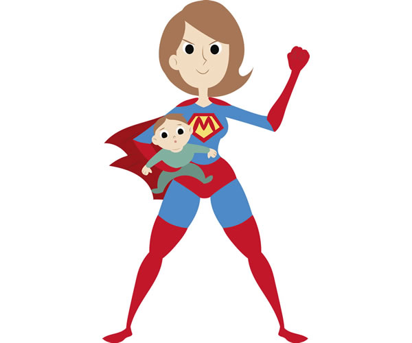 svg royalty free download Super mom download best. Free mothers clipart superwoman