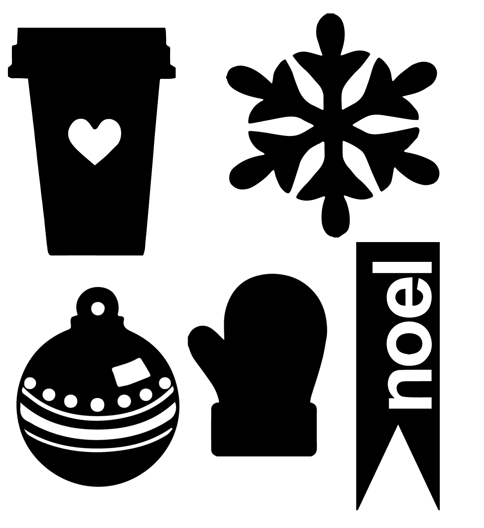 svg library library Free Nativity Silhouette Clip Art at GetDrawings