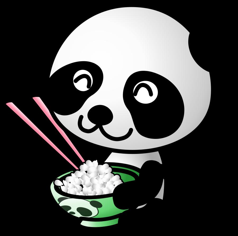 royalty free library Panda Clipart