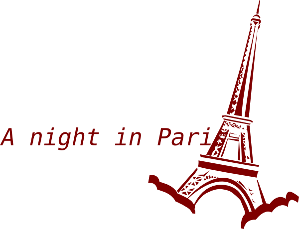 banner royalty free library Paris Eiffel Tower Clipart at GetDrawings