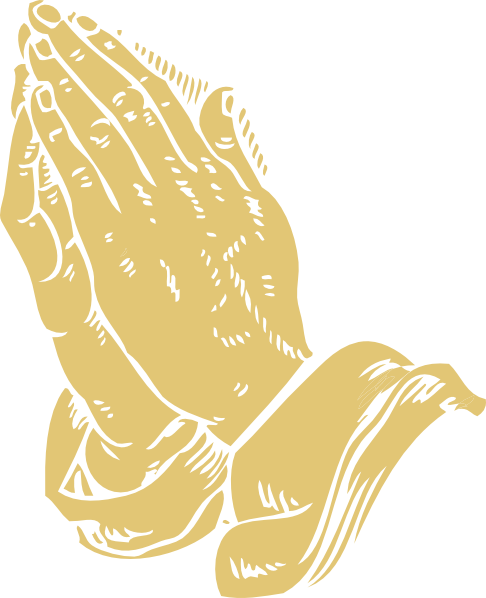 picture free download Praying Hands Clip Art at Clker