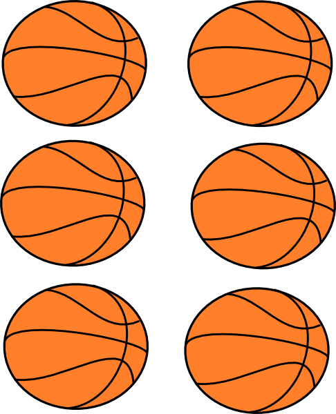clip transparent download basketball clipart free printable
