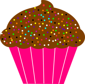 clip art transparent download Cupcake . Free printable clipart
