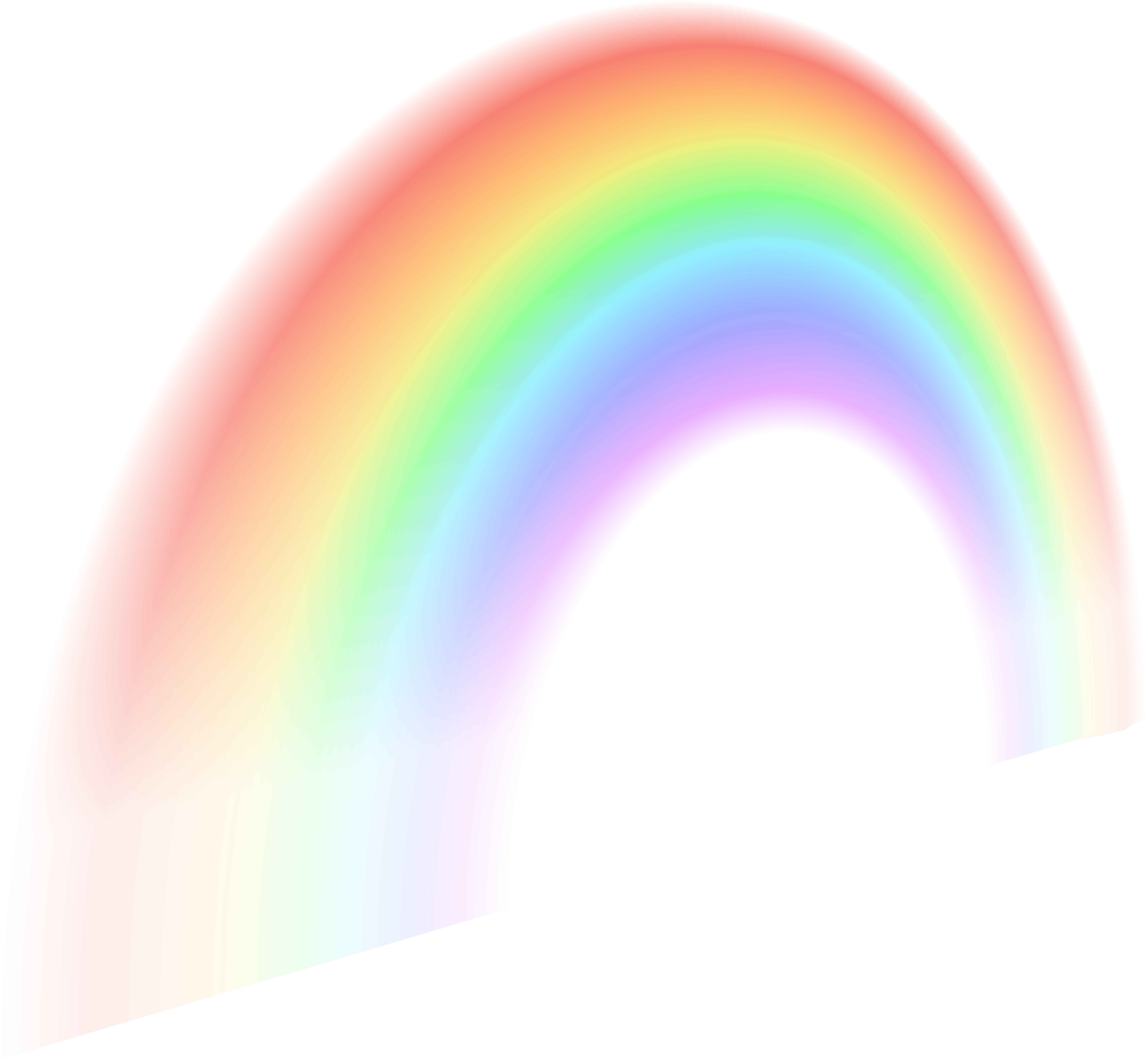 clip black and white library Rainbow Clipart at GetDrawings
