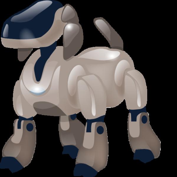 png freeuse download Dog Robot