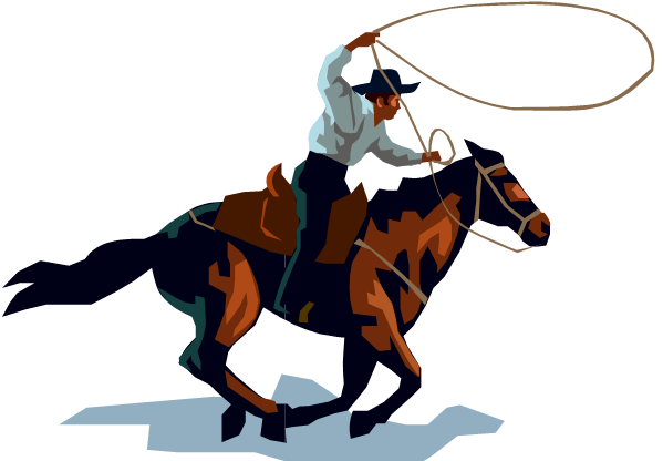 clipart black and white Rodeo PNG HD Free Transparent Rodeo HD