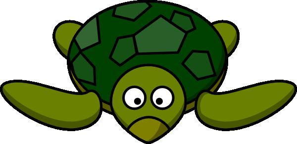 svg free Hawaiian Sea Turtle Clipart