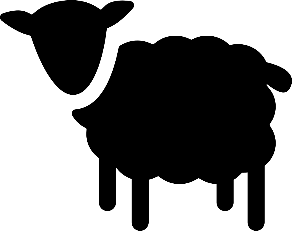 picture free library Sheep Silhouette Clip Art at GetDrawings