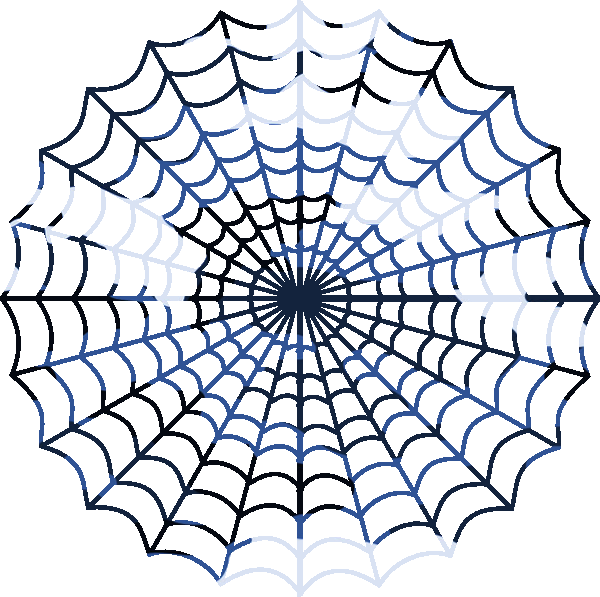 banner transparent stock Free spider web clipart. At getdrawings com for