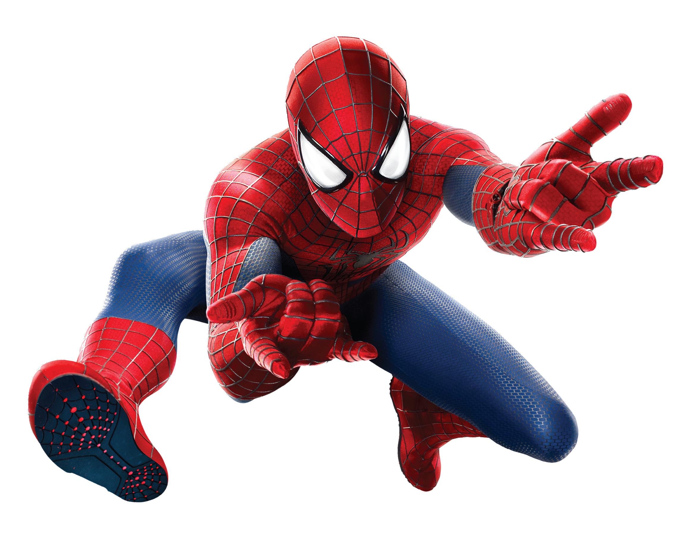 image stock Spiderman