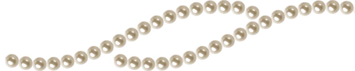 banner Pearl string PNG