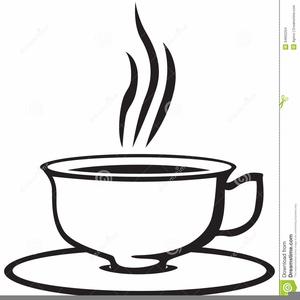 vector transparent stock Free teacup clipart. Tea cup and saucer