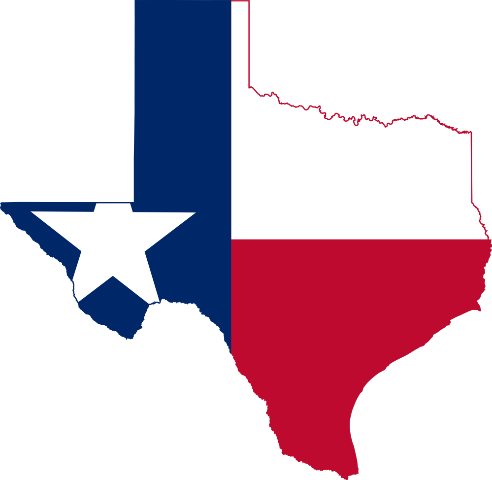 royalty free stock Texas Symbols Clipart