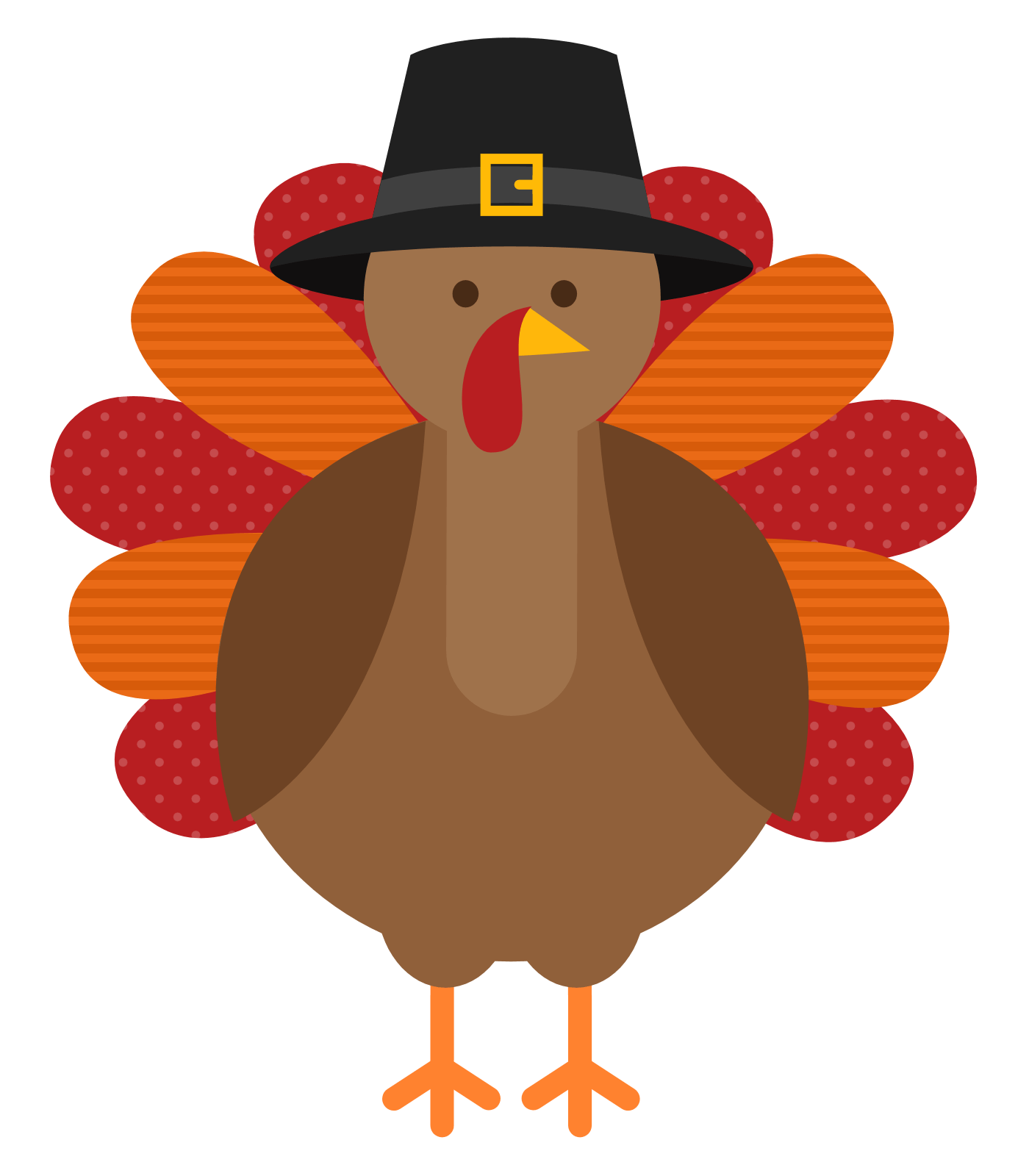 picture library Funny Turkey Clipart
