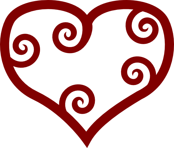black and white library Free Valentine Clipart Transparent Background