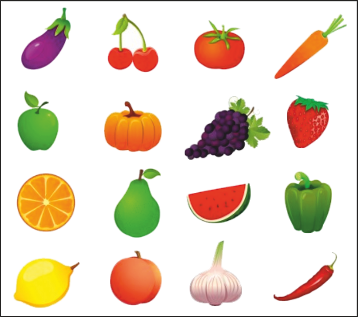 clip freeuse library Vegetable Clipart patani