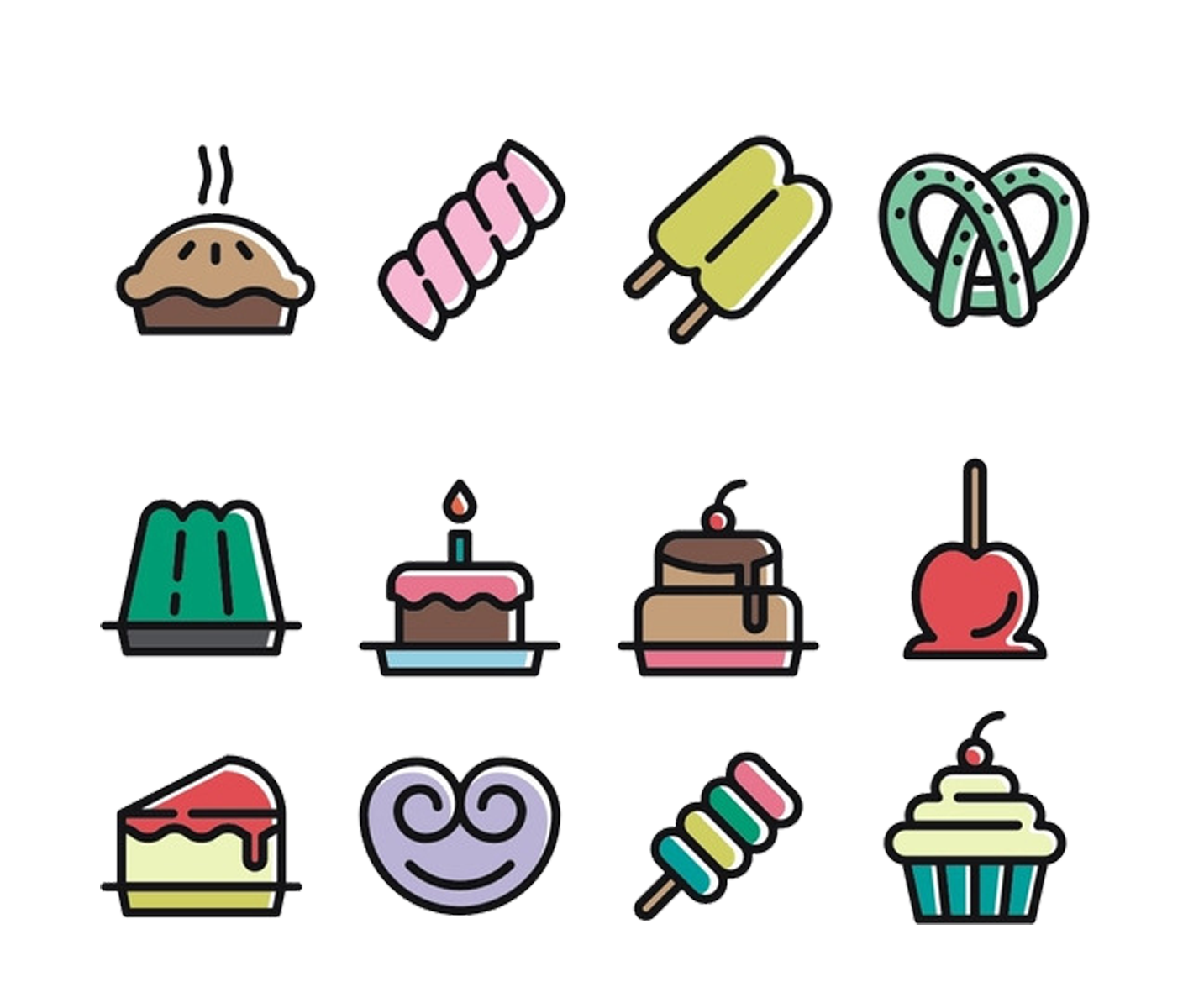 png library Free western graphics clipart. Dessert clip art snack