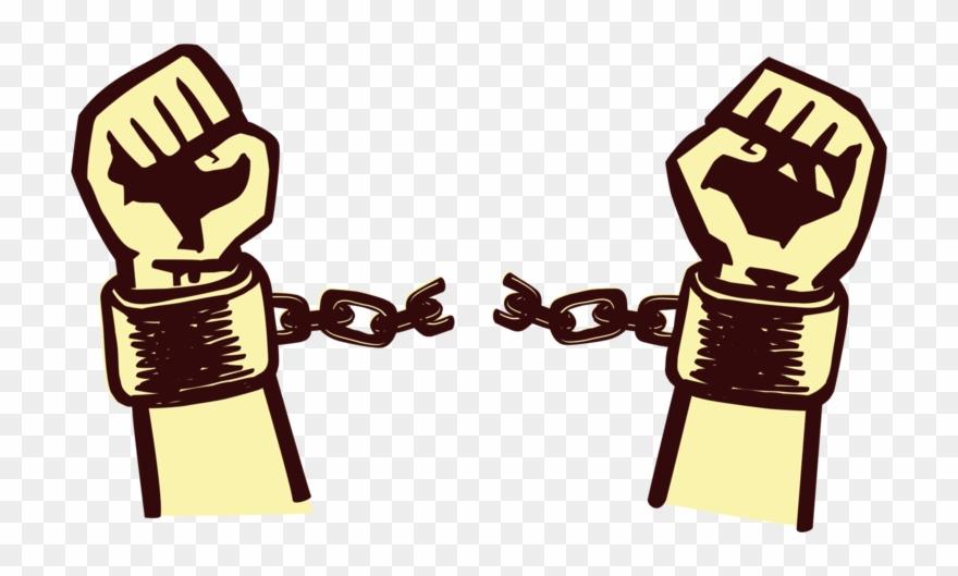 clip library Slavery clipart. Freedom break every chain