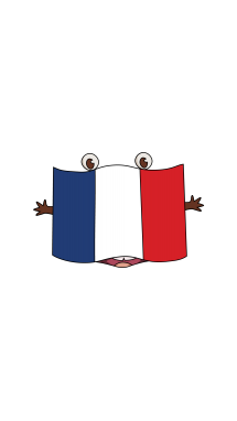 picture free library How to Draw Flag of France