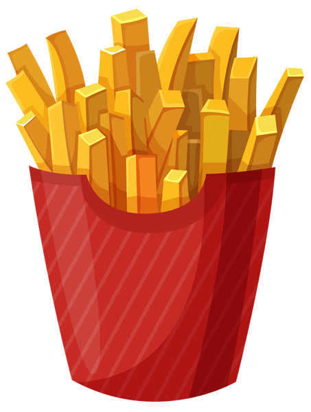 banner download snack drawing fry #103293078