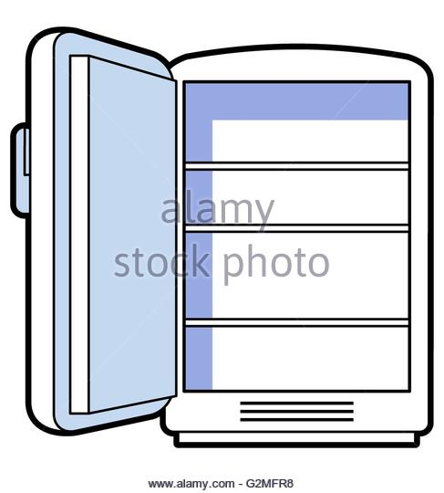 jpg freeuse stock Cliparts free download best. Fridge clipart opened