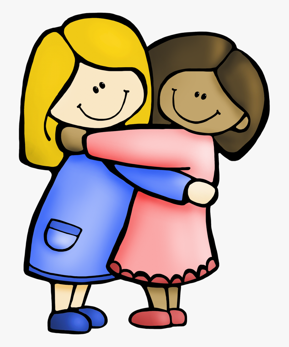 graphic transparent download Friend clipart. Best friends png transparent.