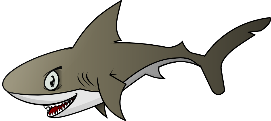 svg freeuse library Tiger Shark Clipart at GetDrawings