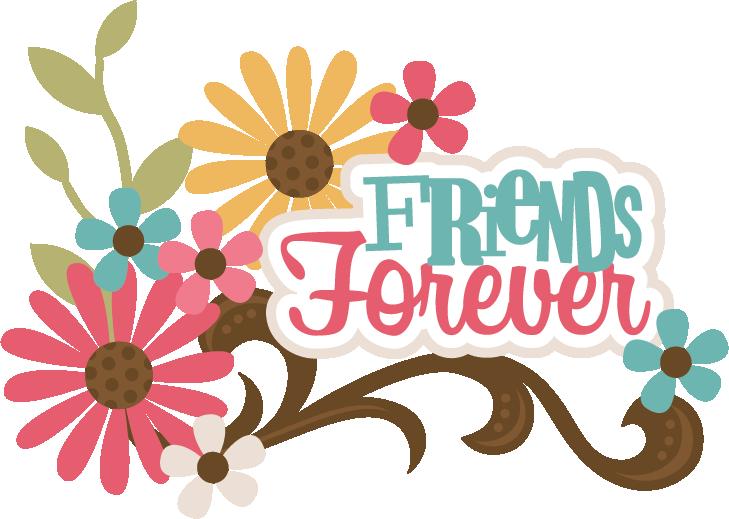 svg library library Friends Forever SVG scrapbook title best friends svg file for