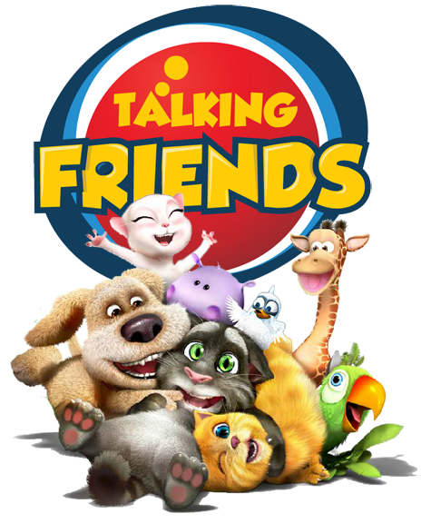 clip library download Talking Friends Clipart