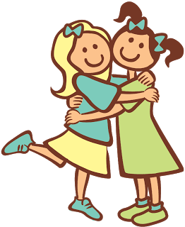vector freeuse Clip art free images. Kind clipart friendship