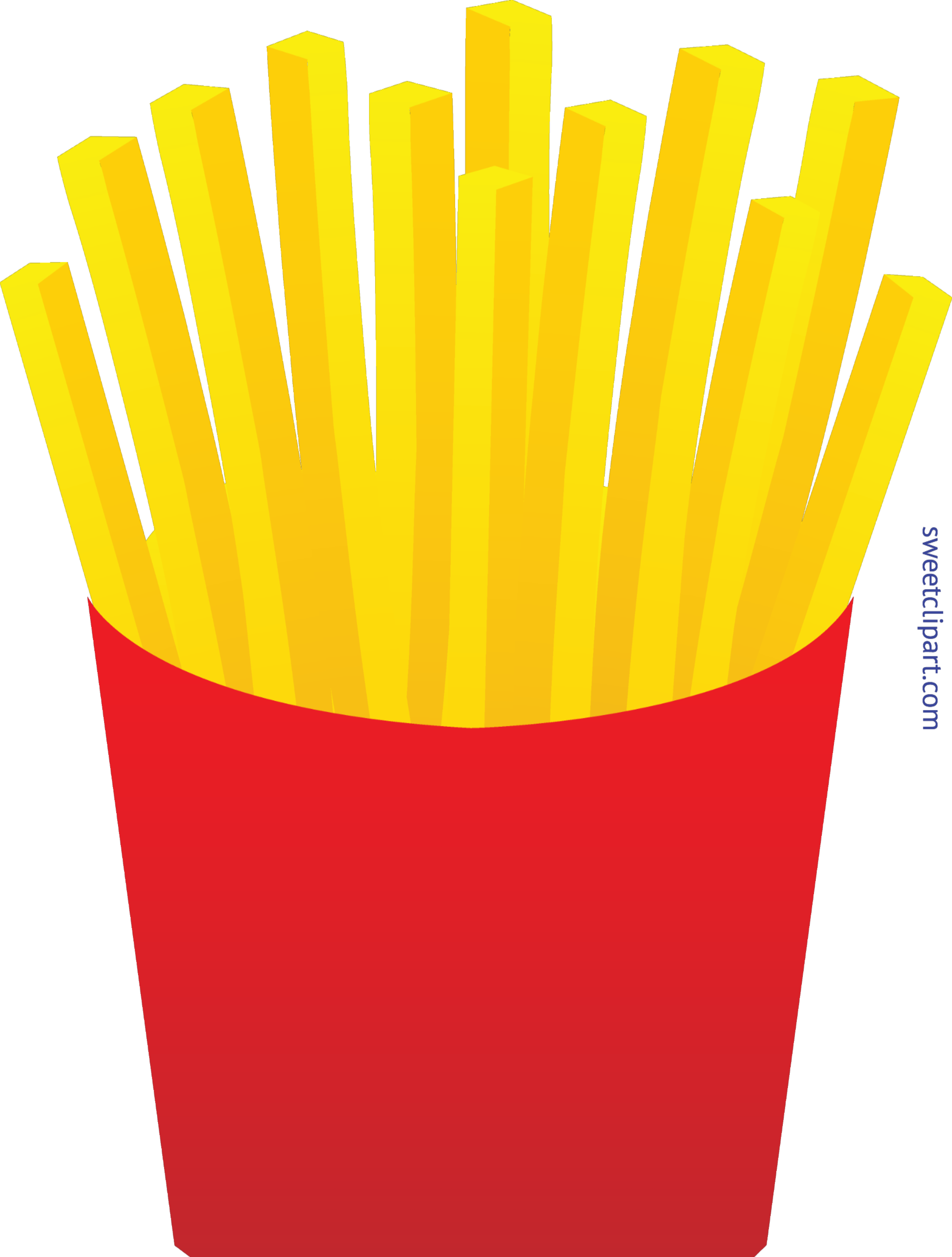 clipart freeuse French fries clip art. Mcdonalds clipart copyright