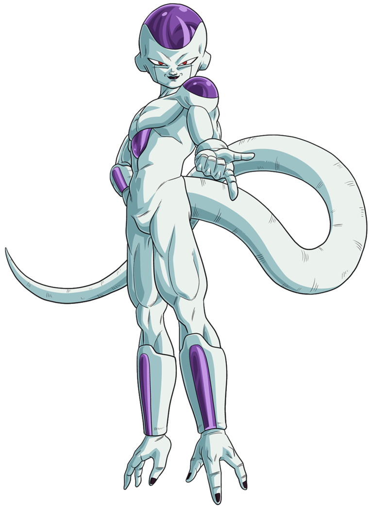 freeuse library Frieza transparent. Duttpanda dragonball fanon wiki