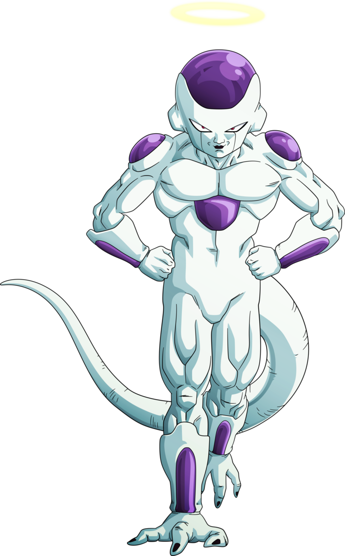 image free library Frieza transparent arc. By aubreiprince on deviantart