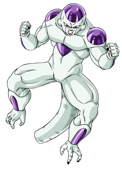 png Frieza transparent final form. Image png dragonball fanon