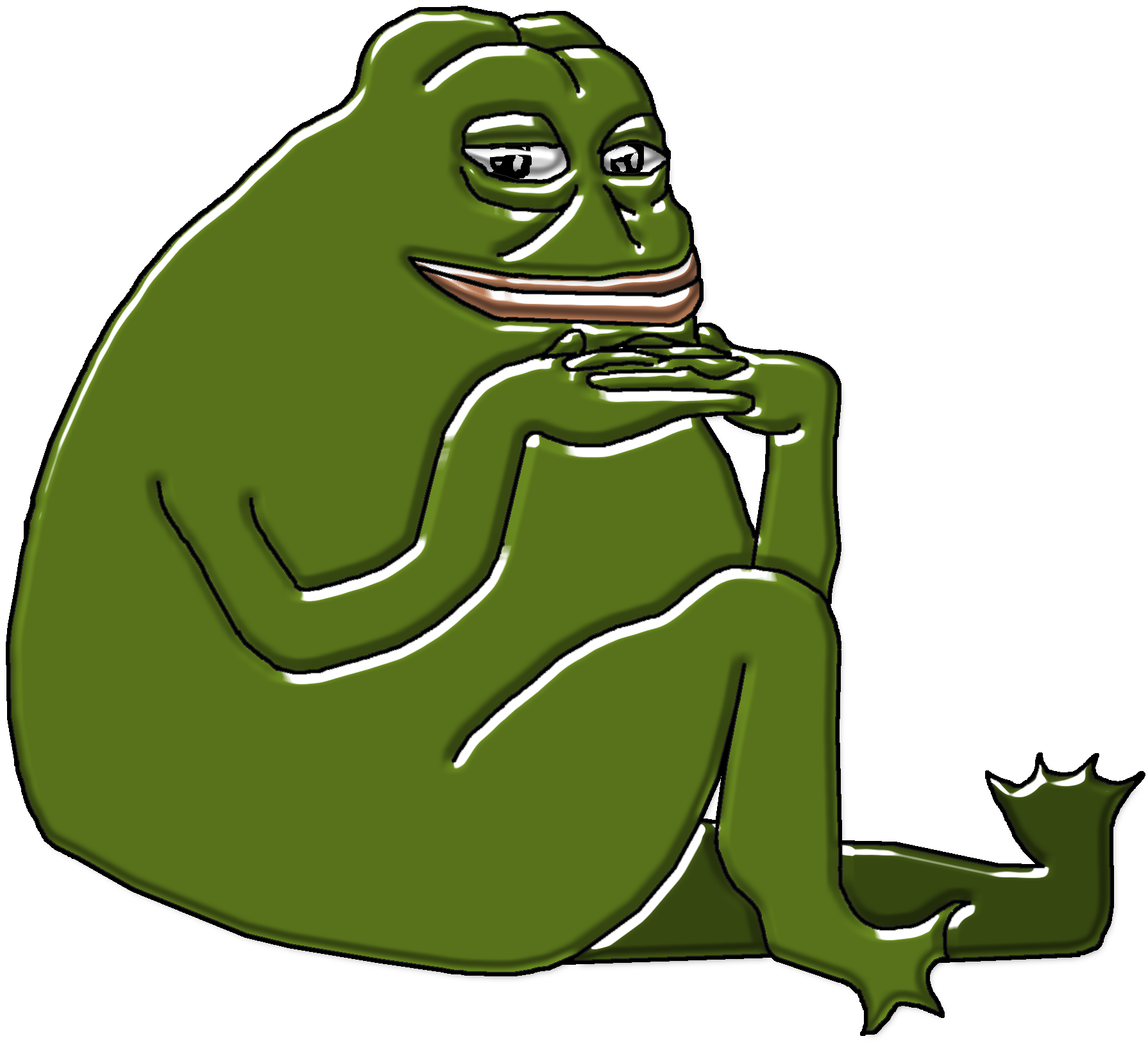 svg transparent library HQ toad