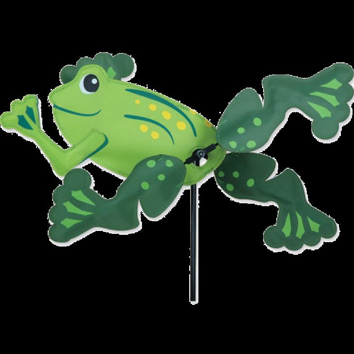 clip art freeuse download Frog WhirliGig Spinner