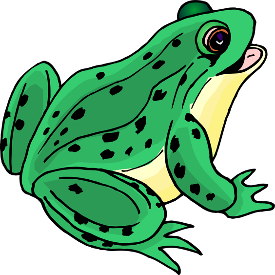 jpg free stock Jump like a or. Frog clipart