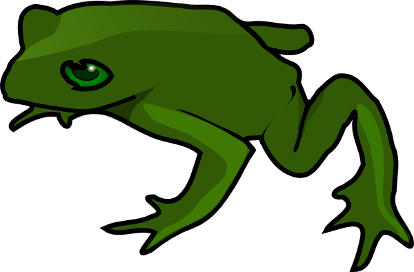 svg transparent Frog clipart. Panda free images info